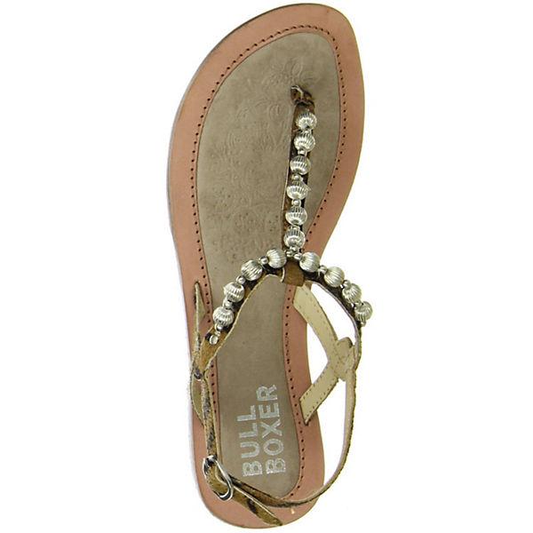 BULLBOXER,  Zehentrenner, braun  BULLBOXER, Gute Qualität beliebte Schuhe ff09c6
