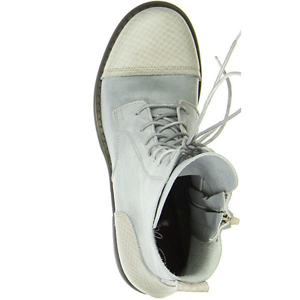 grau Cushla grau Stiefeletten Schnürstiefeletten White Damen White Cushla qSqZ1