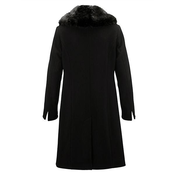 Laura Kent Laura Mantel schwarz Laura Kent Kent schwarz Mantel Mantel rwFI7qrH