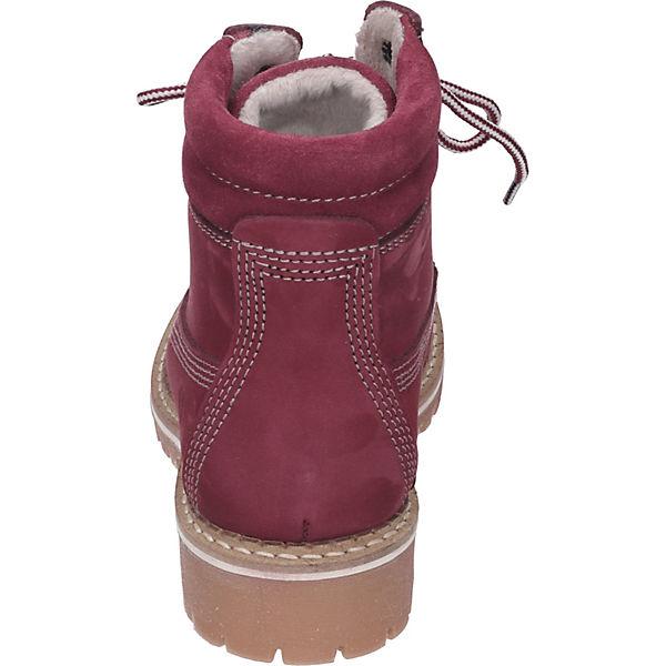 Tamaris, Schnürstiefeletten, beliebte rot  Gute Qualität beliebte Schnürstiefeletten, Schuhe eded03
