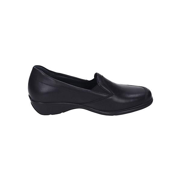 Semler Klassische Slipper schwarz  Gute Qualität beliebte Schuhe