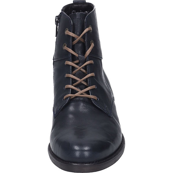 Gabor Schnürstiefeletten beliebte blau  Gute Qualität beliebte Schnürstiefeletten Schuhe b1d6a3