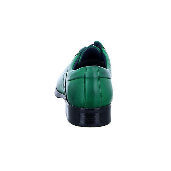 Kristofer, BOSS 1412 Qualität Business-Schnürschuhe, grün  Gute Qualität 1412 beliebte Schuhe 3faf5a