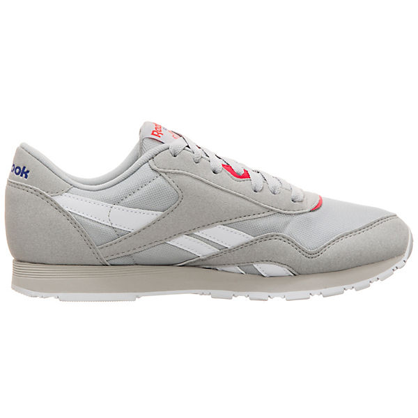 Reebok grau Classic, Classic Leather Nylon, grau Reebok  Gute Qualität beliebte Schuhe 144152