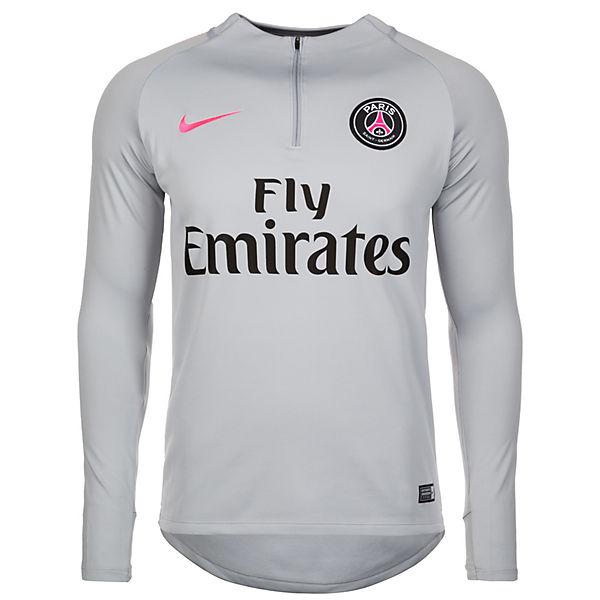 Dry Germain Nike Squad Drill grau Performance St Paris xIwwgpU7qB