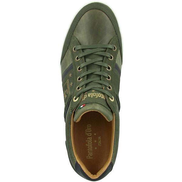 Low Uomo Mondovi Pantofola d'Oro grün EzntxUfqw8