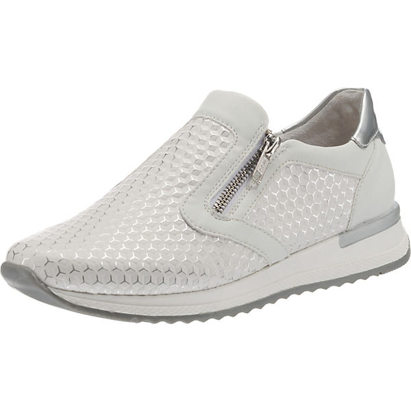outlet store f33c4 823a4 remonte, Slip-On-Sneaker, weiß