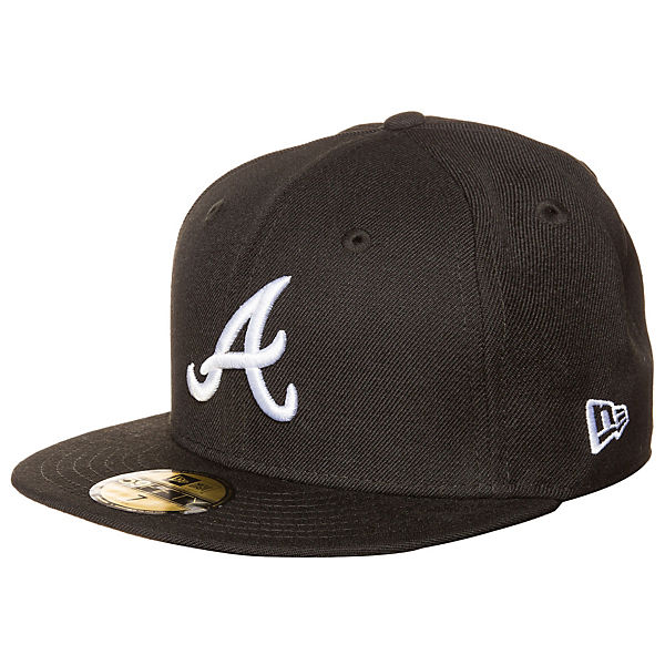 New Era 59FIFTY MLB Basic Atlanta Braves Cap Caps