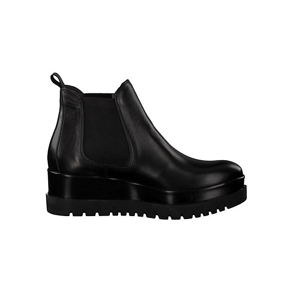Tamaris Chelsea Tamaris Chelsea Boots Boots schwarz schwarz qPRtwa