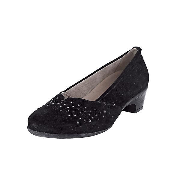 KLiNGEL, Klassische Pumps, schwarz  Schuhe Gute Qualität beliebte Schuhe  847e69