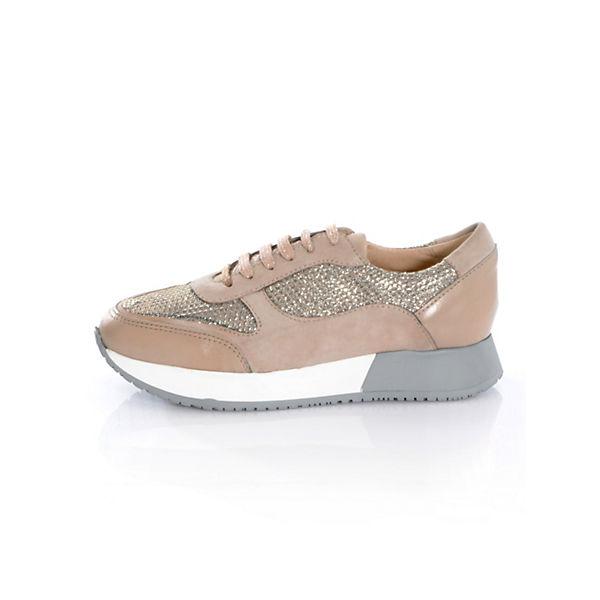 Low Sneakers Alba Alba natur Sneakers Low Moda Low Moda Alba Sneakers Moda natur wIXq11O