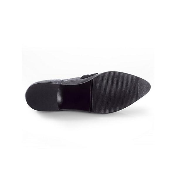 Alba Moda Gute Klassische Slipper schwarz  Gute Moda Qualität beliebte Schuhe ef12cb