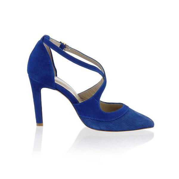Alba Moda, Klassische Pumps, Gute blau Gute Pumps, Qualität beliebte Schuhe ec9756