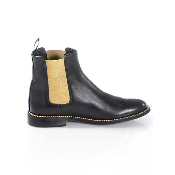 schwarz Alba Moda Boots Alba Moda Chelsea wq7X7v1O