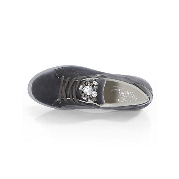 Alba Moda Sneakers Low grau Schuhe  Gute Qualität beliebte Schuhe grau 072af8