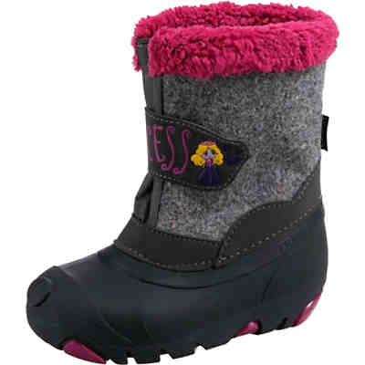 Kinder Winterstiefel TEDDY