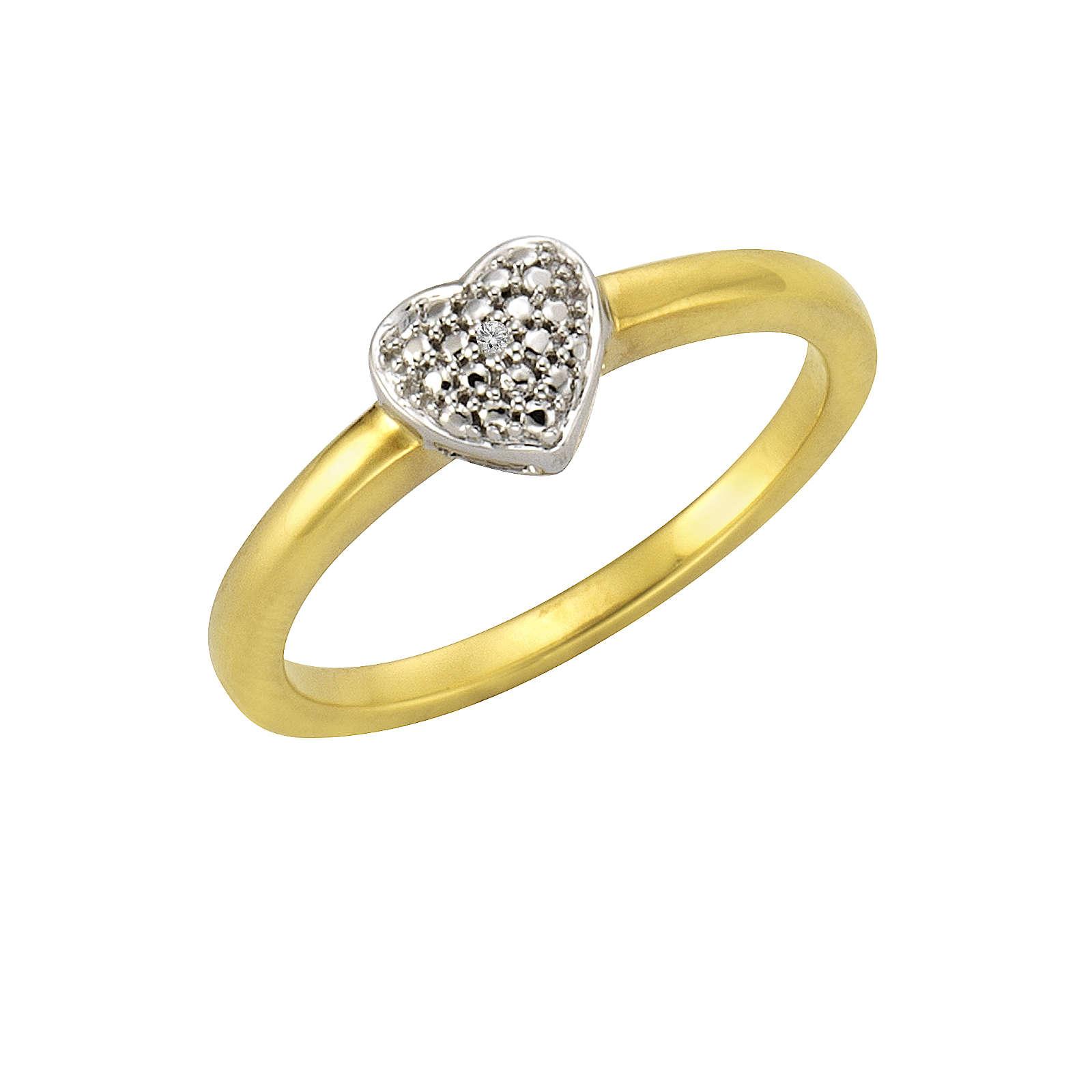 Celesta Diamonds 925/- Silber 1x Diamant mehrfa...