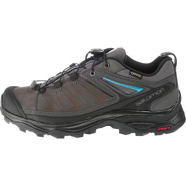 Salomon, GTX® X Ultra 3 LTR GTX® Salomon, W Trekkingschuhe, grau-kombi  Gute Qualität beliebte Schuhe 6df2d6