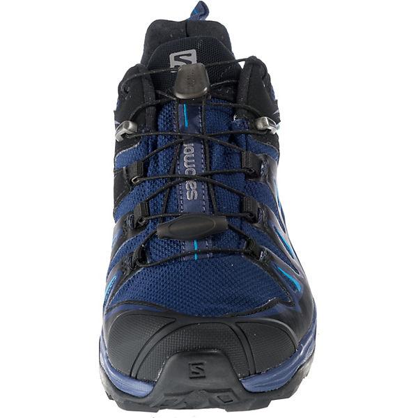 GTX® kombi 3 Ultra Trekkingschuhe Salomon blau X W TwHFnwqAW