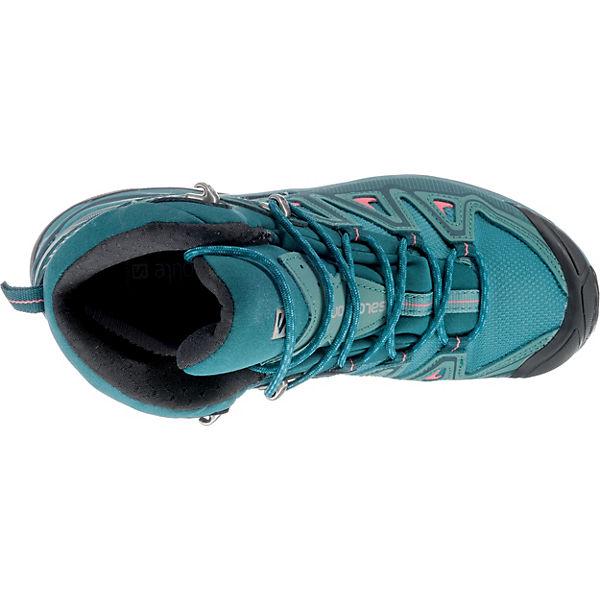 Salomon, Ultra X Ultra Salomon, 3 MID GTX® W Trekkingstiefel, blau-kombi Gute Qualität beliebte Schuhe af9c67