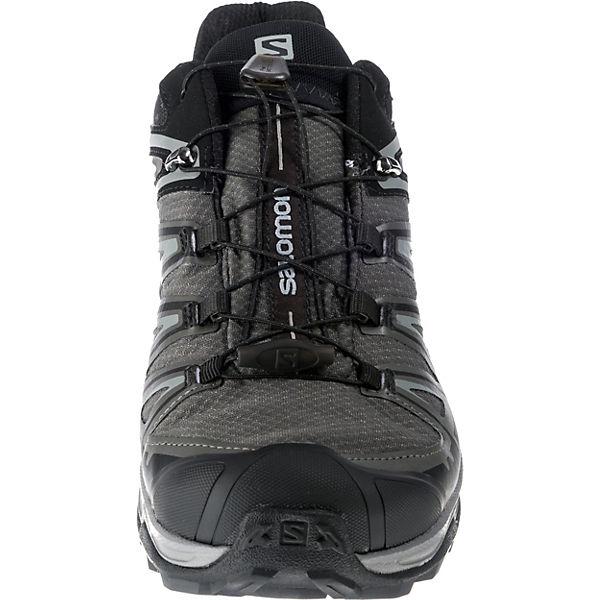 Trekkingschuhe Ultra schwarz GTX® X Salomon 3 w6aTT1