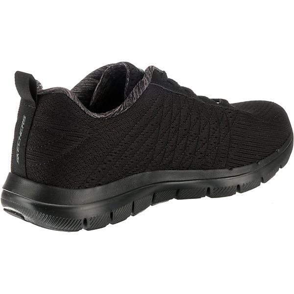 SKECHERS HAPPS Sneakers Low 2 schwarz nbsp;THE FLEX 0 ADVANTAGE AvrnOqA