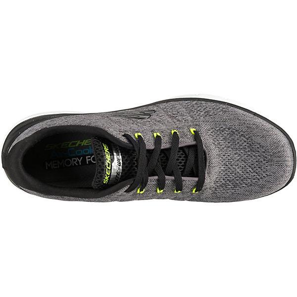 Low grau ADVANTAGE FLEX Sneakers 3 SKECHERS nbsp;STALLY 0 0Yz4w