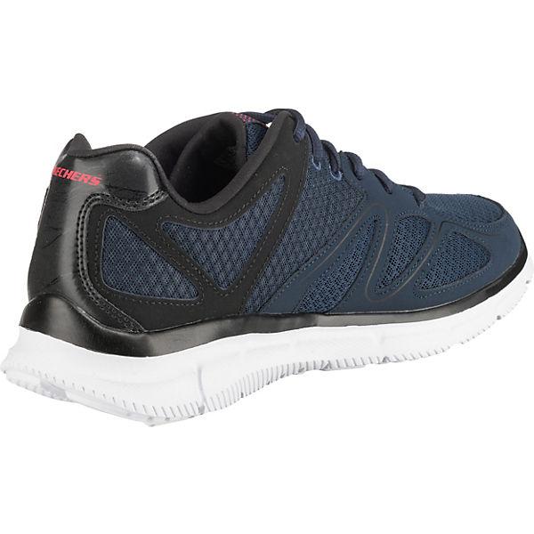SKECHERS, VERSEFLASH Gute POINT Sneakers Low, dunkelblau  Gute VERSEFLASH Qualität beliebte Schuhe 82312d