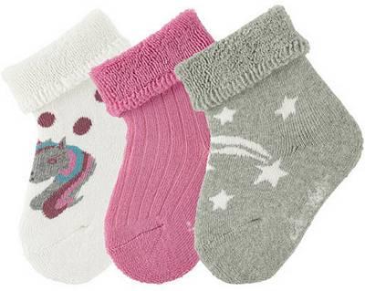 Sterntaler Baby-M/ädchen Socken