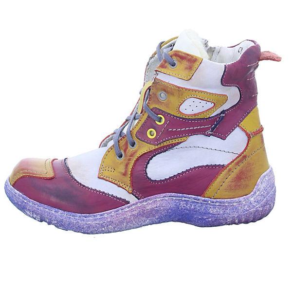 Kristofer, Schnürstiefeletten, mehrfarbig  Gute Qualität beliebte Schuhe