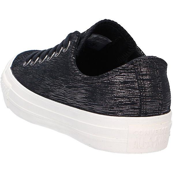 Low Sneakers CONVERSE Low Sneakers schwarz Sneakers CONVERSE Sneakers schwarz Low CONVERSE CONVERSE schwarz x6q5ttOg