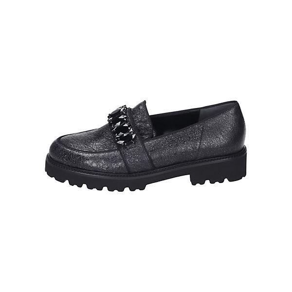 Gabor Gute Klassische Slipper schwarz  Gute Gabor Qualität beliebte Schuhe f95c0a