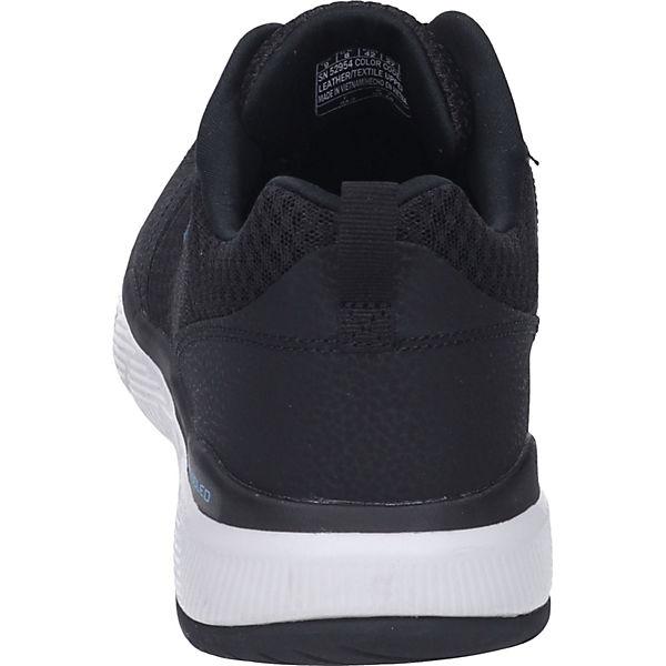 Sneakers SKECHERS schwarz SKECHERS Low Sneakers 8Hq4x68P