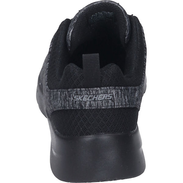 SKECHERS, Gute Sneakers Low, schwarz  Gute SKECHERS, Qualität beliebte Schuhe 25687e