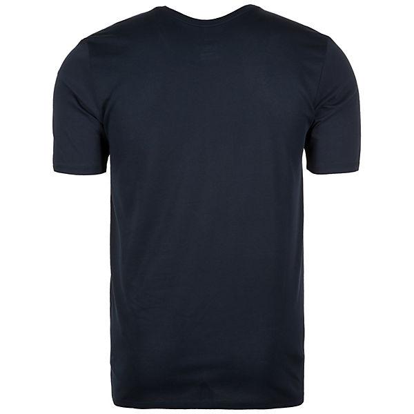 City Dry Nike Herren Manchester dunkelblau T Shirt Performance EtEzSWqPw