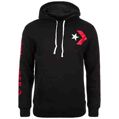 Star Chevron Graphic Kapuzenpullover Herren