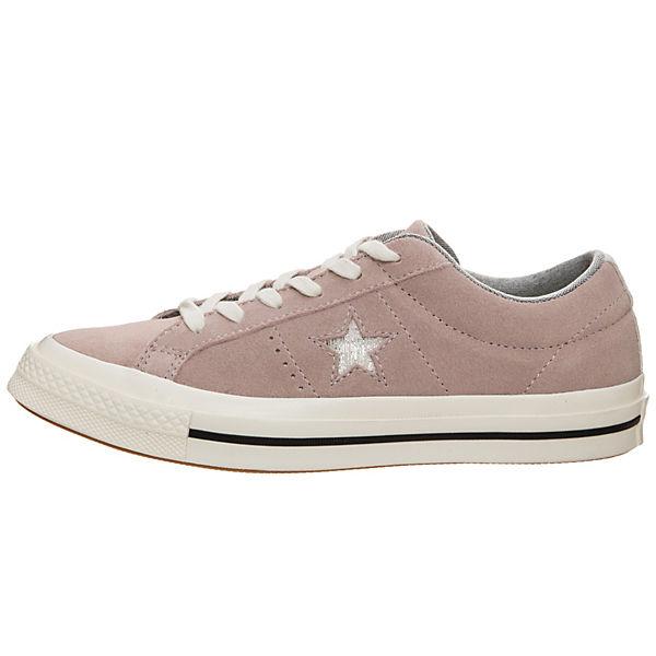 rosa weiß Damen Star One Cons Metal Precious CONVERSE Ox xSqBR40AWw