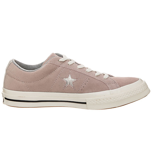 Star One Cons CONVERSE Precious Damen Ox weiß Metal rosa xwf5pq