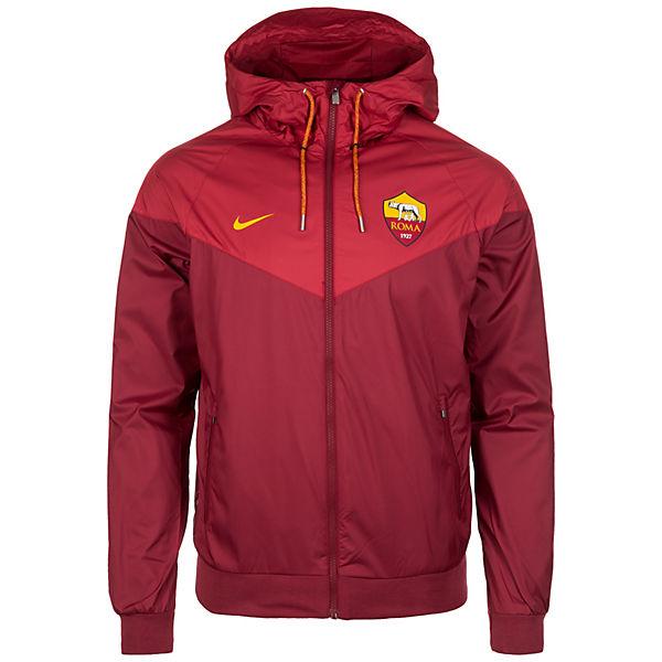 AS Nike Rom Performance Kapuzenjacke rotgold Herren Windrunner Cnn5rxz8w