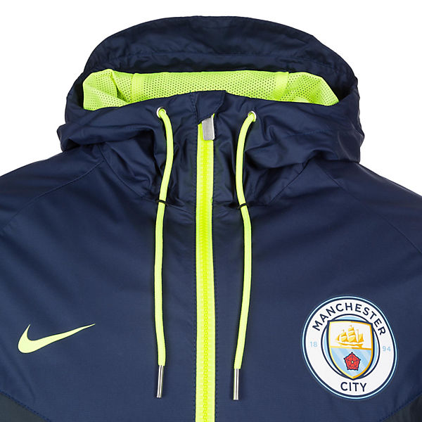 Windrunner Kapuzenjacke Performance City Nike dunkelblau Manchester Herren UnSq6t