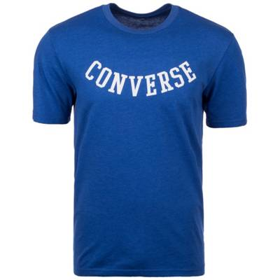 CONVERSE, Reverse Athletic Arch T Shirt Herren T Shirts