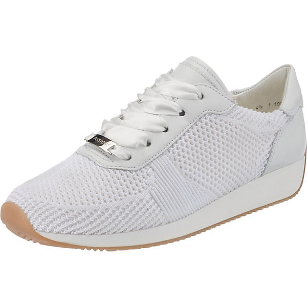 the latest 46e85 112af ara, LISSABON Sneakers Low, weiß