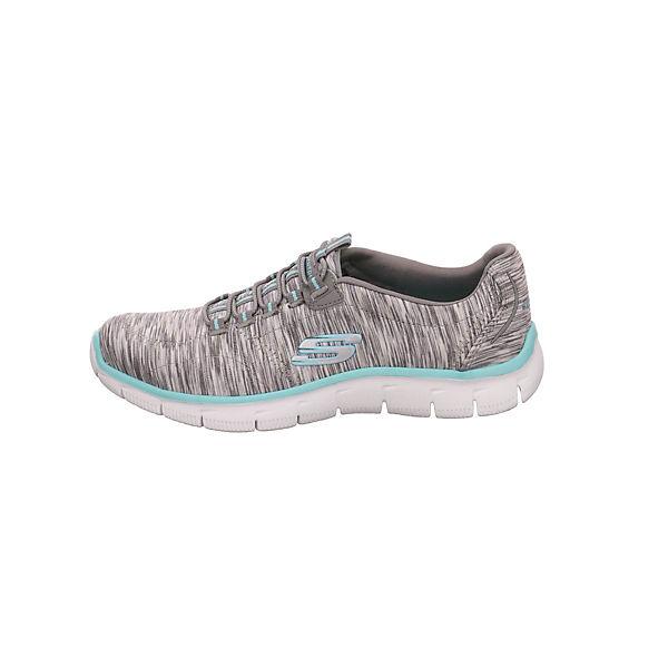 SKECHERS, Sneakers Low, grau