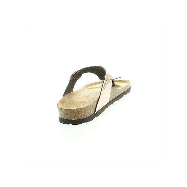ROHDE, Qualität Zehentrenner, gold  Gute Qualität ROHDE, beliebte Schuhe 014343