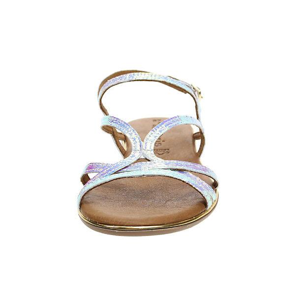 Tamaris, Klassische Sandalen, silber beliebte  Gute Qualität beliebte silber Schuhe 1e1f94
