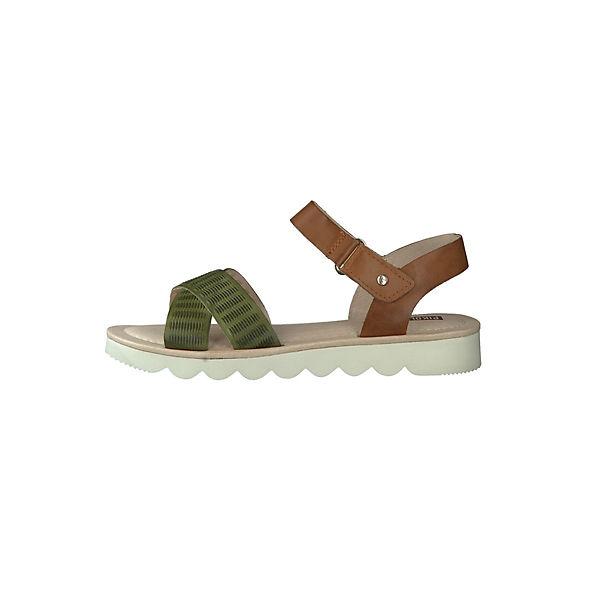 Pikolinos, Klassische Sandalen, grün  Gute Qualität beliebte Schuhe