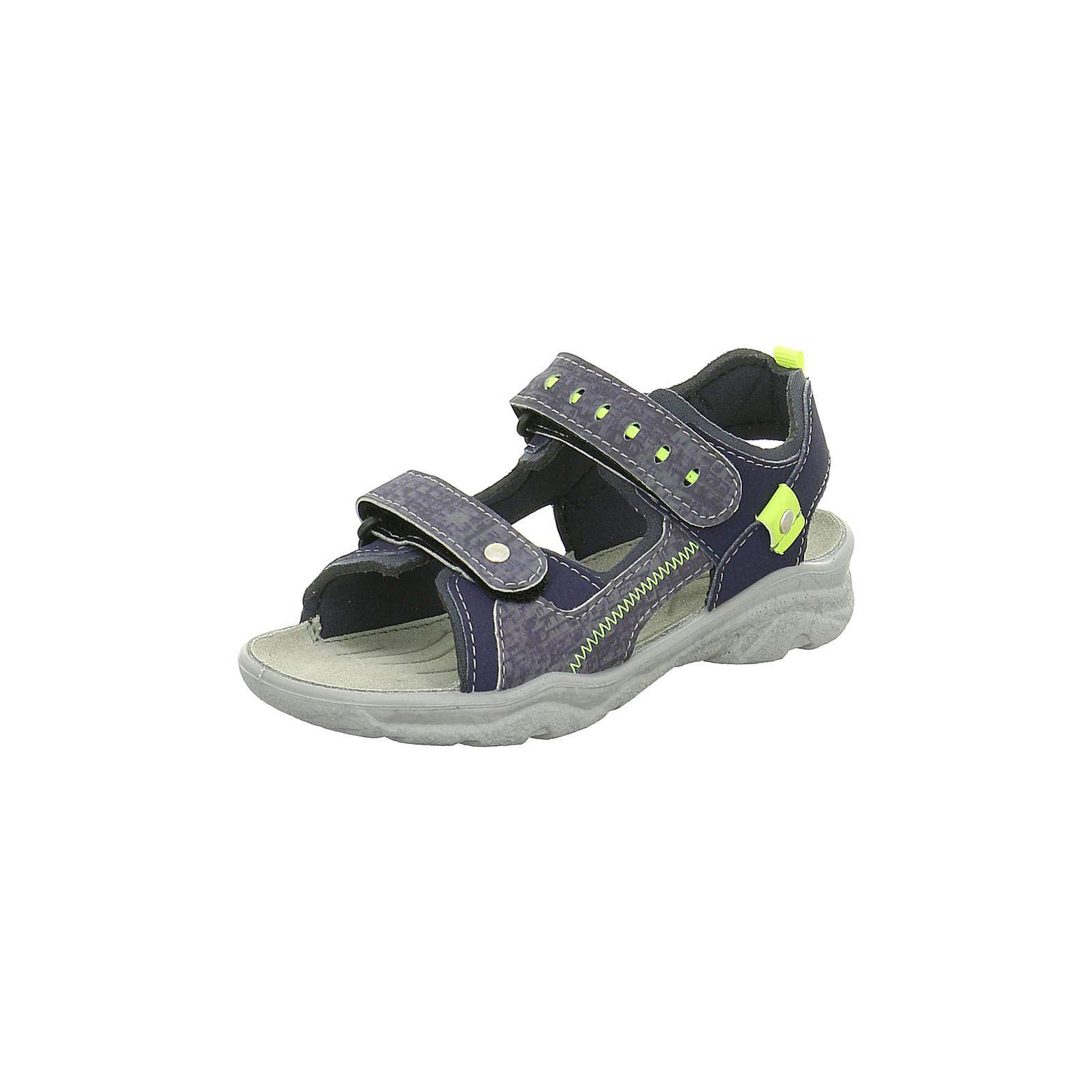 RICOSTA Sandalen für Jungen lila Junge Gr. 32