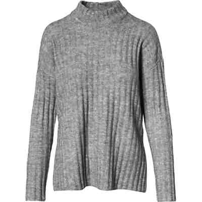 PCSANNI LS WOOL  KNIT NOOS - Pullover - weiblich