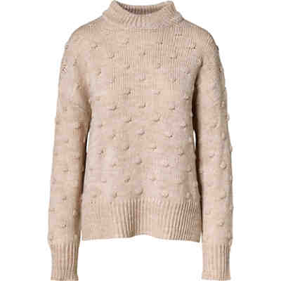 PCFAY LS WOOL KNIT BF - Pullover - weiblich
