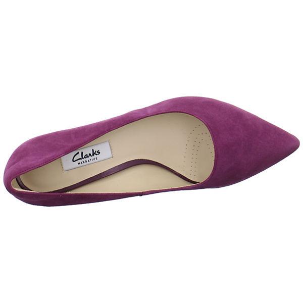 Clarks, AQUIFER SODA, lila Schuhe  Gute Qualität beliebte Schuhe lila ca67d3